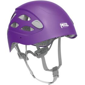 Petzl Borea Casco de Escalada Mujer, violet